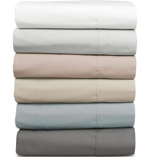 Bed Sheet Set 300TC 100% Cotton Algotron All colours @ BedLinenOnline.com.au